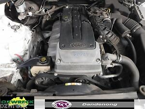 FORD FALCON FG 4.0 L ENGINES WITH LOW KMS & 3 MONTHS WARRANTY