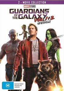 Guardians Of The Galaxy / Guardians Of The Galaxy 2 DVD