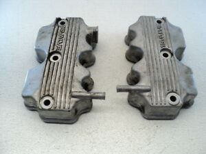 Subaru 2.2 Liter #7560 Cylinder Head Covers / Valve Covers