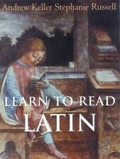 Yale Language: Learn to Read Latin by Andrew Keller and Stephanie Russell...