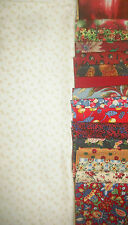 Lucky Stars QUILT Fabric KIT large  lap size