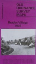 Old Ordnance Survey Maps Brades Village near Dudley 1902 Sheet 68.13 Brand New