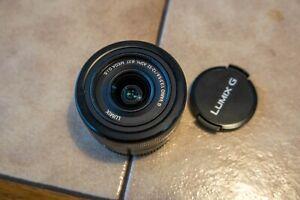 Panasonic 12-32mm f3.5-5.6 OIS