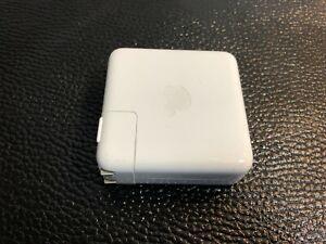 "100% Genuine OEM Apple  61W USB-C CHARGER MacBook Pro 13"""