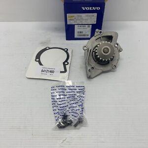 Genuine Volvo S40, V50 (04-10) C30, C70 S80II V70 III (08-) 2.0 D Water Pump Kit