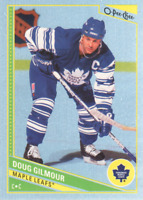 2013-14 O-Pee-Chee Hockey Rainbow #126 Doug Gilmour Toronto Maple Leafs