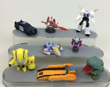 Transformers Skyblast Starscream Toy Action Figures Topper Lot 8pc Mcdonalds A6