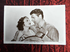 RICHARD ARLEN - JUDITH ALLEN  - FILM PARTNERS POSTCARD - # P137