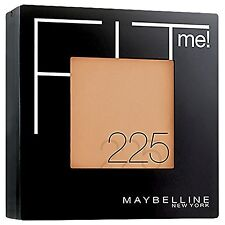 Maybelline Fit Me Poudre Compact 9g 225 Medium Buff