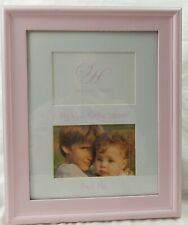 Sheffield Home My New Baby Sister and me Photo frame