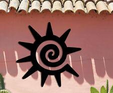 Sun Symbol - Southwest Design - Home & Garden -Med (15w x 15w) Metal Art