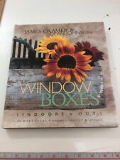 Window Boxes - James Cramer & Dean Johnson (1999, Hardcover)