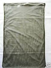 LAUNDRY  WASH BAG  FINE MESH WITH ZIP  GREEN   NEW
