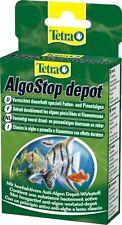 Tetra algostop dépôt 12 Comprimés spécial contre faf- entre autre Brosse Algo