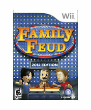 Family Feud -- 2012 Edition (Nintendo Wii, 2011)