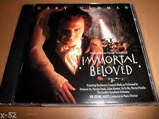 BEETHOVEN Soundtrack IMMORTAL BELOVED CD gary oldman EROICA PASTORAL no.5 YO MA