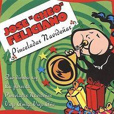 Jose Cheo Feliciano : Pinceladas Navideñas CD