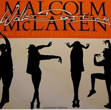 MALCOLM McLAREN & THE BOOTZILLA ORCHEST. waltz darling/deep in vogue MAXI 1989++