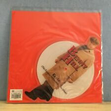 """BENNY HILL Ernie The Fastest Milkman In The West 1992 UK 7"""" Vinyl PICTURE DISC"""