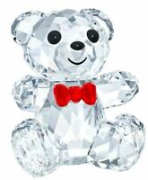 New in Box $325 Swarovski Crystal Figurine Kris Bear I am big Now #5301573