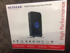 Netgear WNDR3400 N600 Wireless Dual Band Router (WNDR3400-100NAS)