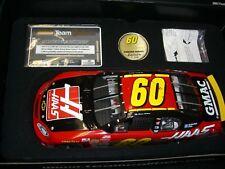 1/24 Team Caliber Preferred 2003 #60 Haas Brian Vickers nascar