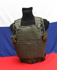 Russian army spetsnaz SSO SPOSN Brest tactical assault vest plate carrier
