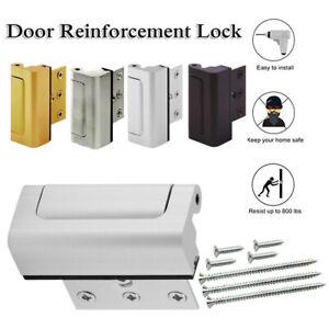 Defender Security Door Reinforcement Lock Add Extra, High Security Protector CA