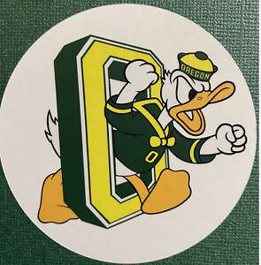 "Oregon Ducks Vinyl Sticker Decal 3""x3"" University Of Oregon FREE-SHIPPING!"