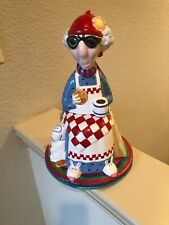 """""""Maxine"""" Cookies Not Just for Breakfast, Cookie Jar Signed By J. Wagner Hallmark"""