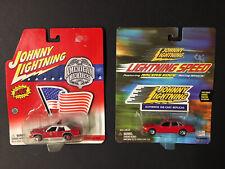 Johnny Lightning Emergency Vehicles