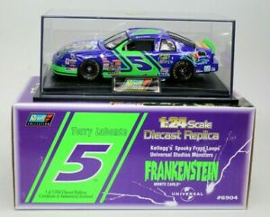 Terry Labonte 1997 #5 Spooky Froot Loops Frankenstein 1:24 Revell Limited /5004