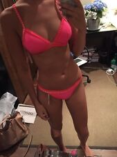 Victoria's Secret Rose Bikini Taille S