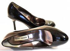 Steve Madden 7.5M Heels Black Stiletto