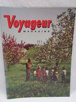 Voyageur Magazine Vol. 3 No. 9 1972 Thomas Irvine Dodge Nature Center