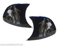 BMW 3 Series Smoked Front Indicators Coupe 2 Door E46 2001-2003 CABRIO