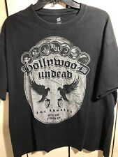 Hollywood Undead Vintage Shirt Black XL 2011 Los Angeles Gets You F*cked Up