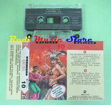 MC MUSICHE LATINE 10 italy DV MORERECORD MCDV 2153 no cd lp dvd vhs