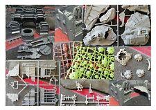 Terrain - Battle For Macragge WH 40k WARHAMMER 40000 WAR GAMES - Scenici