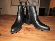 Black Sam Edelman Circus Jamie Studded Boots Size 7.5