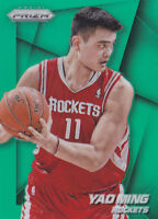 2014-15 PANINI PRIZM GREEN PRIZMS YOU PICK TO FINISH SET