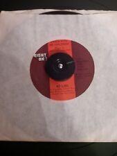 Ad Libs-Dance With Me Children (Part 1)/(Part 2) NM Canadian copy Funk/Soul Rare