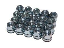 """Lug Nuts Bulge Acorn Open End Nut 9/16""""  Dodge Ford 20"""