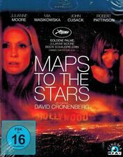 BLU-RAY - Maps To The Stars (David Cronenberg) - Julianne Moore & John Cusack