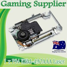 PS4 Laser Lens KEM-490A KEM-490AAA with tray and motor for Playstation