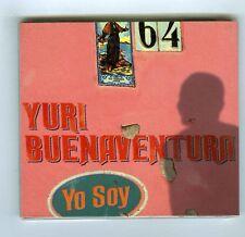 YURI BUENAVENTURA CD (NEUF) YO SOY/ SALSA