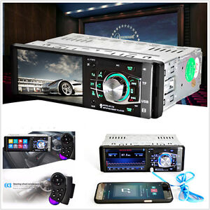 "4.1"" Bluetooth In-Dash HD Car MP5 MP3 Player FM Radio Stereo Audio Video Player"