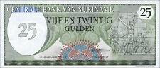 Surinam / Suriname 25 Gulden 1985 Pick 127b
