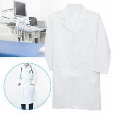 Lab Coat Hygiene Food Industry Laboratory Doctor Medical Children Kids Costume