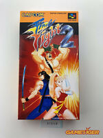 FINAL FIGHT 2 Nintendo Super Famicom SFC JAPAN Ref:315249